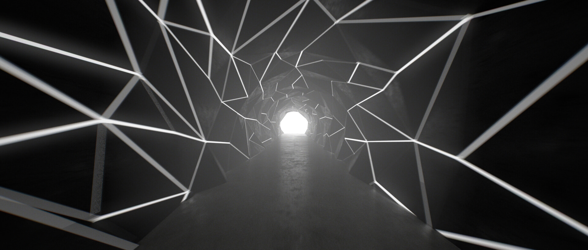 styleframe_lowpoly_tunnel